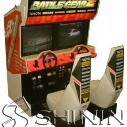 BATTLE GEAR 2 TWIN (Conversion)